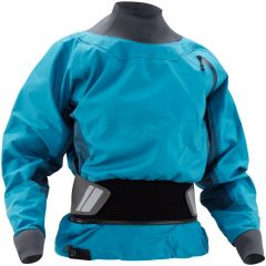 2021 NRS Women's Flux Dry Top Fjord | Robin Hood Watersports