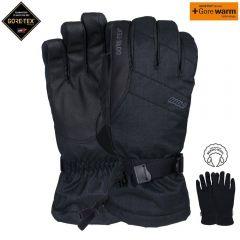 Pow Warner GTX Long Glove Black 2019