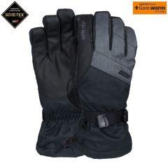 Pow Warner GTX Long Glove Charcoal 2019