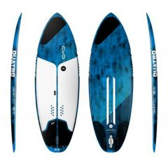 Quatro Glide Pro SUP Overall top base and side view