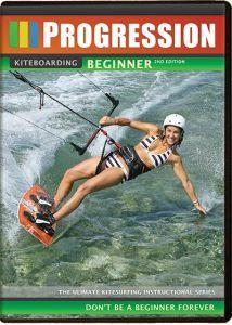 Kiteboarding Progression Beginner Volume 2 DVD