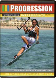 Kiteboarding Progression Intermediate DVD