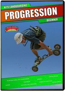 Kiteboarding Progression Kite Landboarding Beginner DVD | Robin Hood Watersports