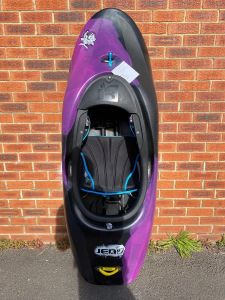 Pyranha 9R II Stout 2 Kayak Medium Blue Crush | EX DISPLAY | Robin Hood Watersports