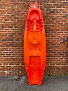 Pyranha Surfjet 2.0 Sit On Top Kayak Orange Soda | FACTORY BLEM