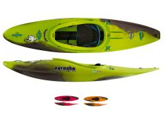 Pyranha Ripper Stout 2 Kayak All Colours | Robin Hood Watersports