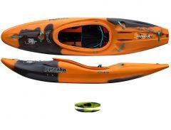 Pyranha Scorch Stout 2 Kayak Both Colours | Robin Hood Watersports