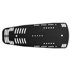 Radar Aluminum Rear Boot Plate 2022