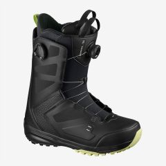 Salomon Dialogue Dual Boa Boots 2021 Black | Robin Hood Watersports