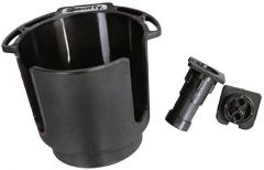 Scotty Cup Holder with Rod Holder & Bulkhead/ Gunnel Mount 311