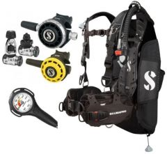 Scubapro MK17/G260 Hydros Pro Mens Package