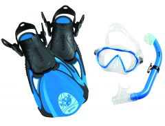 Mares Sea Friends Set (Mask, Snorkel, Fins)