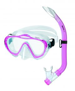 Mares Sharky Kids Snorkel Set