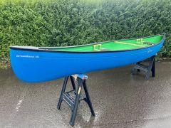 Silverbirch Broadland 16 Duralite Canoe Electric Blue | Factory Blemish