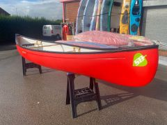Silverbirch Broadland 16 Duralite Canoe Firebrick Red | Factory Blemish