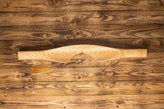 Silverbirch Curved Wood Web Canoe Seat Standard | Robin Hood Watersports