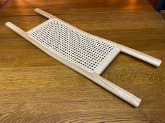 Silverbirch Curved Wood Web Canoe Seat Extra Wide | Robin Hood Watersports
