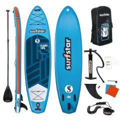 Surf Star flight 10ft6 full package | robin hood watersports
