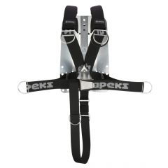 APEKS Deluxe 1 Piece Web Harness