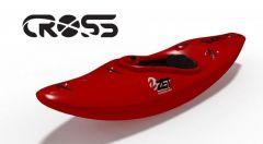 Zet Cross Whitewater Kayak | Robin Hood Watersports