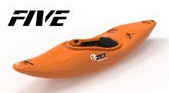 Zet Five Whitewater Kayak | Robin Hood Watersports