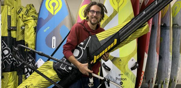 Trimming your windsurf sail - A how to guide with tips & tricks