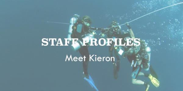 Staff Profile: Meet Kieron