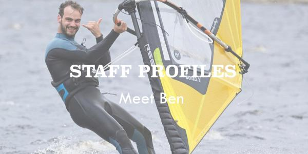 Staff Profile: Meet Ben