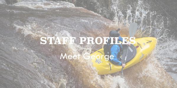 Staff Profile: Meet George