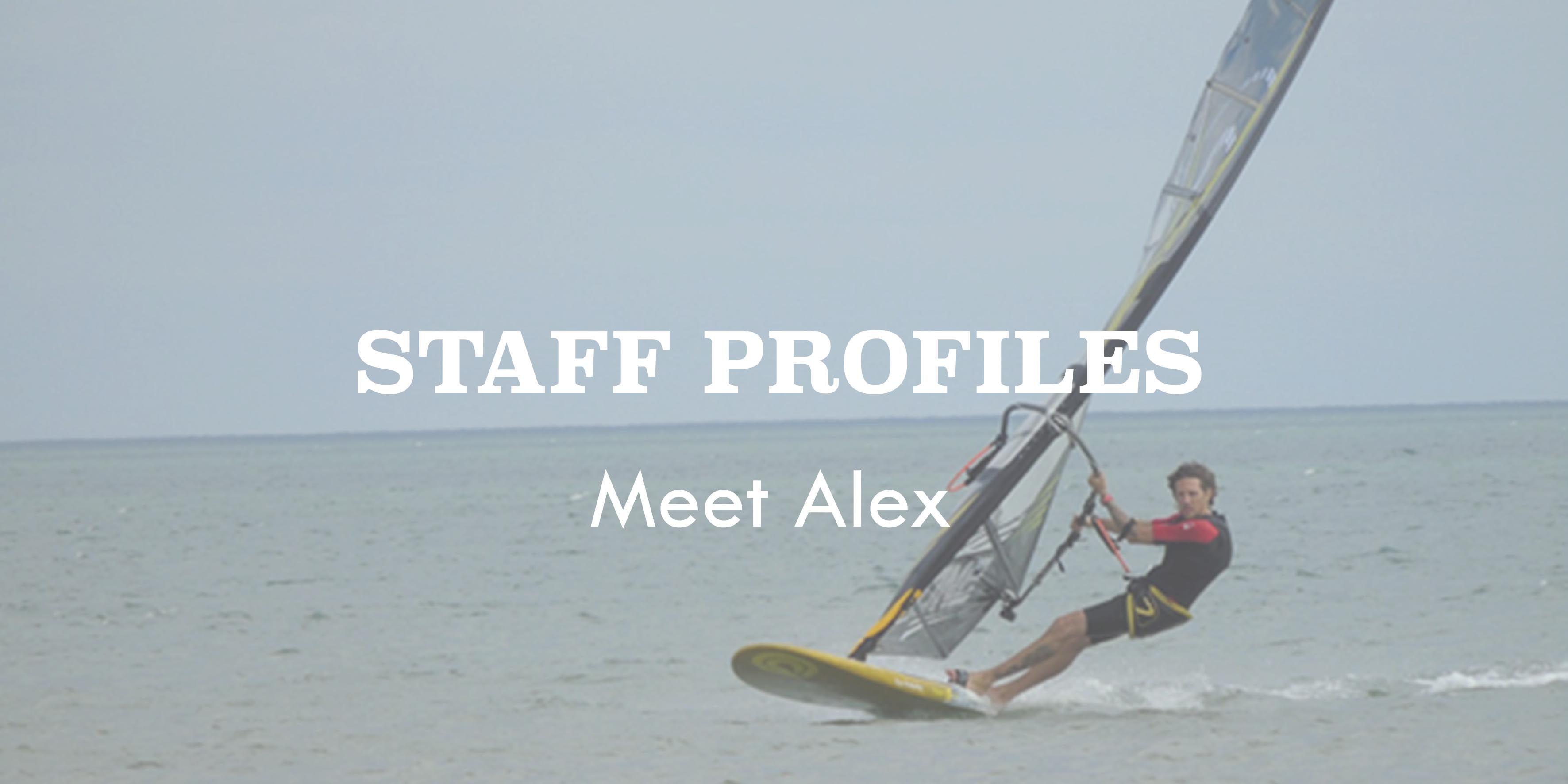 Staff Profile: Meet Alex