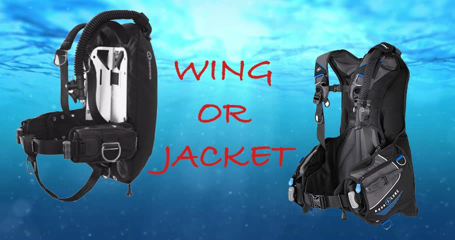 WING OR JACKET STYLE BCD?